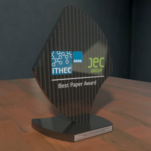 JEC Best Paper Award trophy